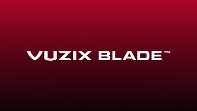 Vuzix Blade™ Augmented Reality Smartglasses