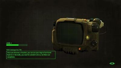 Fallout - Pip Boy Device