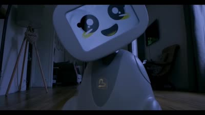 BUDDY : Your Family's Companion Robot
