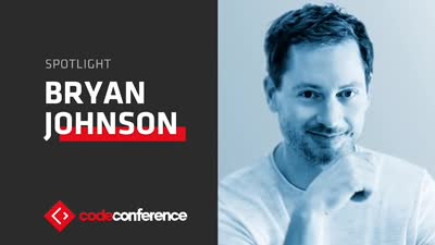 Bryan Johnson wants to put a chip in your brain | Code 2017