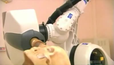 How Star Trek Changed the World - Non-Invasive Surgery