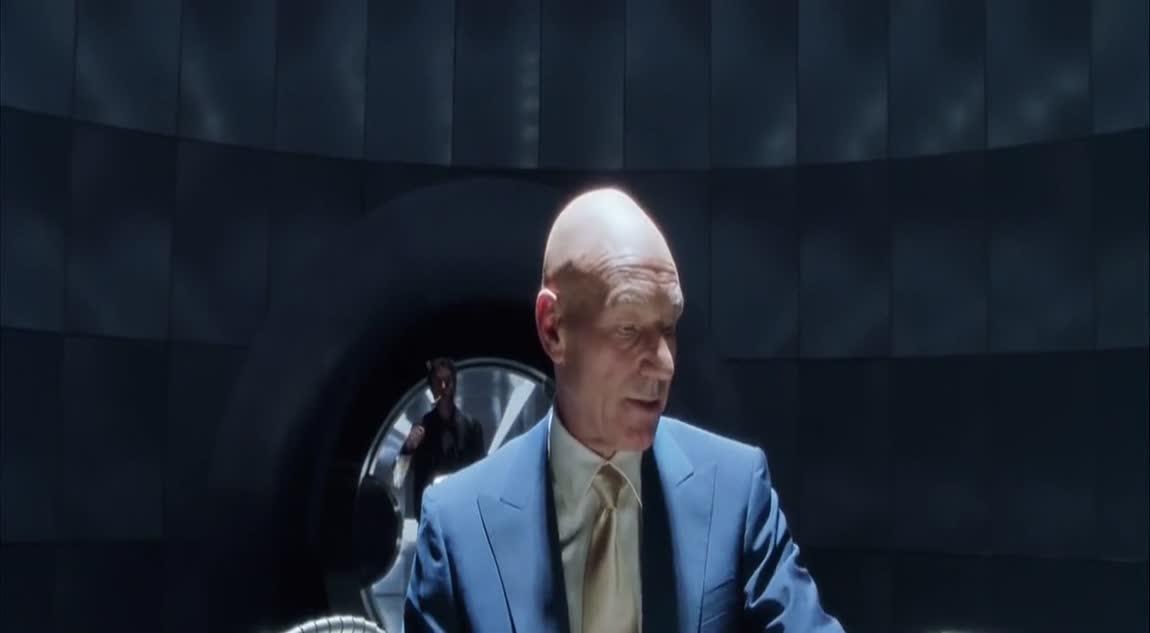 X2 - X-Men United - Professor Scans the Planet with Cerebro