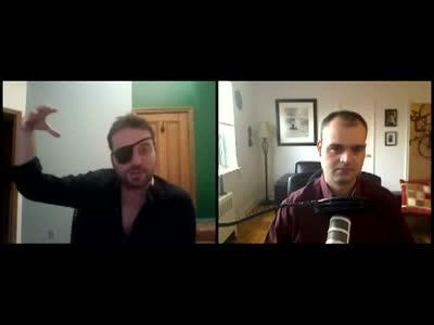 Rob Spence (The Eyeborg) on Singularity 1 on 1 (part 2)