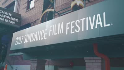 At the 2017 Sundance Film Festival: Simultaneous Collaboration with Augmented Reality