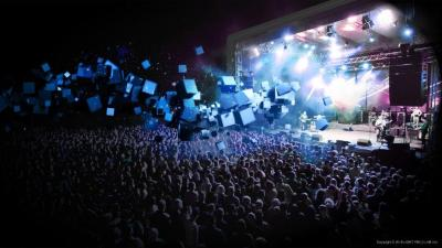 Light Field Lab Concert Vision