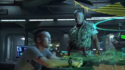 Avatar - Holographic Display