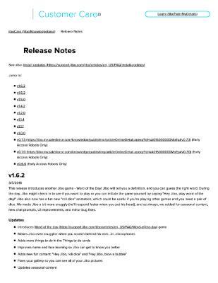 Jibo Release Notes: v1.6.2
