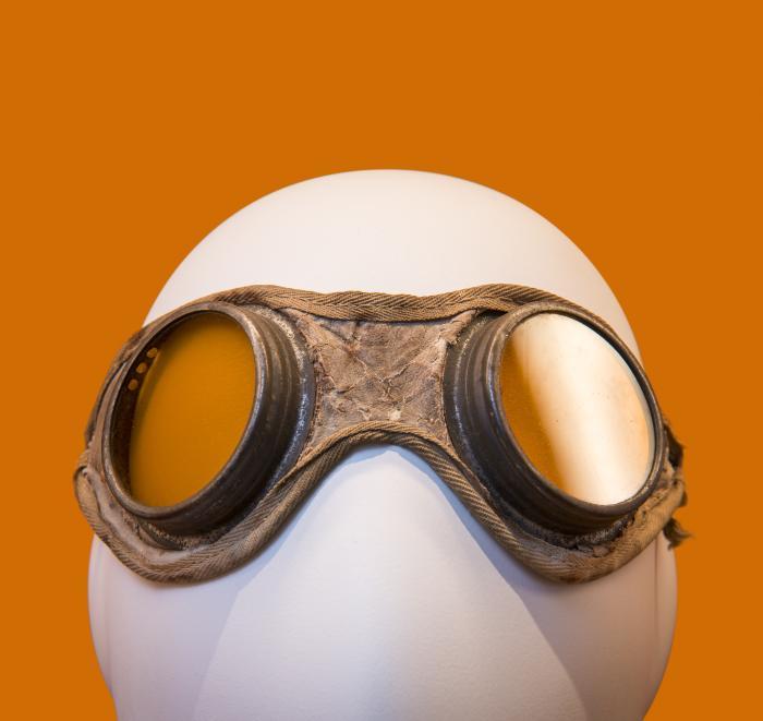 Welder's Safety Goggles, c. 1920