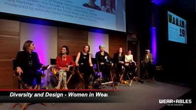 Diversity and Design - Women in Wearables