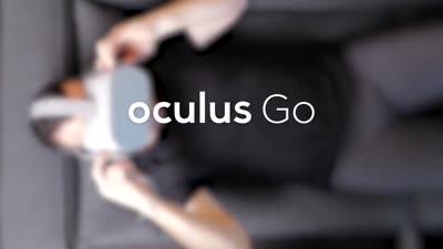 Oculus Go Unboxing | Hugo Barra, VP/VR
