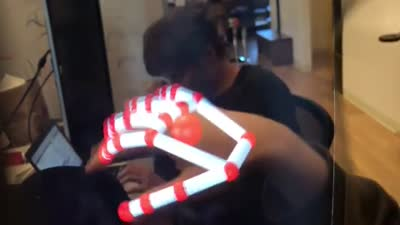 Leap Motion: Hand Tracking