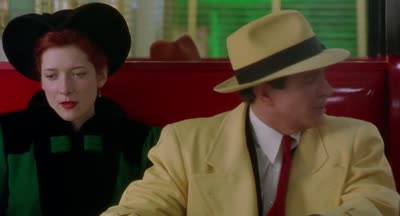 Headquarters Calls Dick Tracy on His Watch.mp4