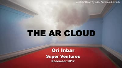 Introduction to The AR Cloud