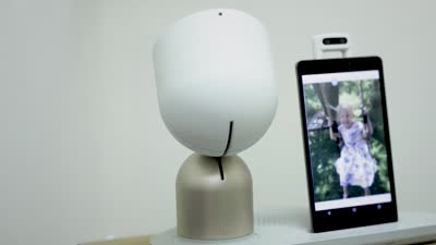 Elli.Q is companion robot that helps older adults engage in the digital world