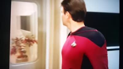 Data Meets Riker