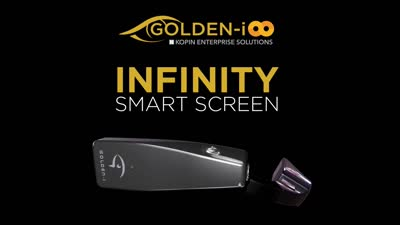 The Golden-i Infinity Smart Screen