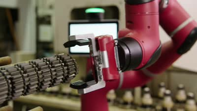 Sawyer Collaborative Robot Montage - Rethink Robotics