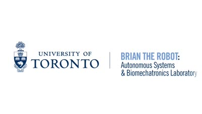 University of Toronto: Brian the Robot
