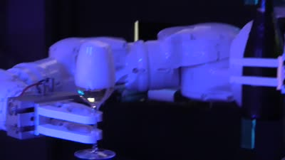 Introducing R1-B1, the world's first robot bartender