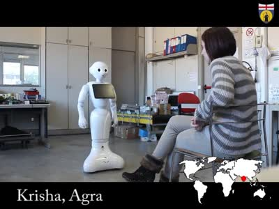 CARESSES culturally competent robot - First Integration Demo