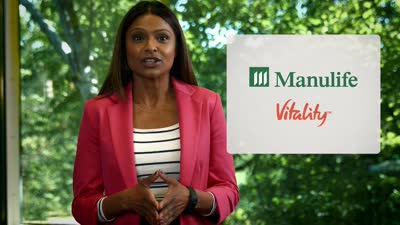 Manulife Vitality: Tracking Activities