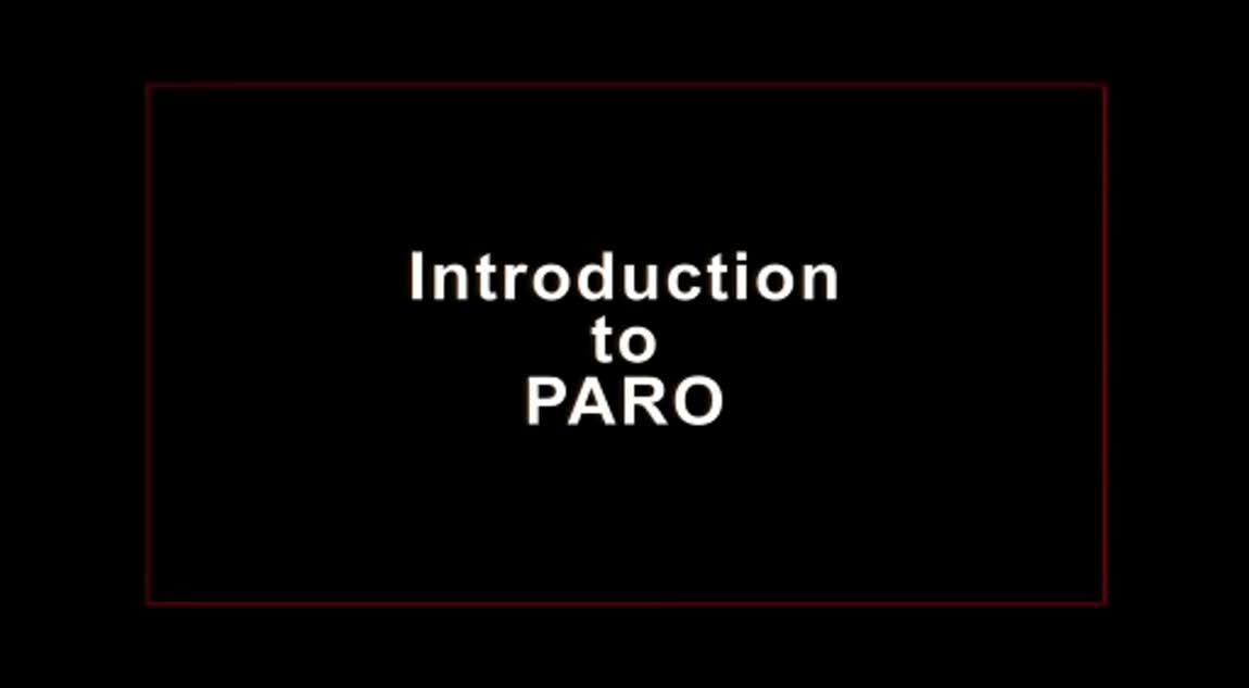 Introduction to PARO