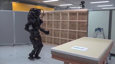 HRP-5P Humanoid Robot
