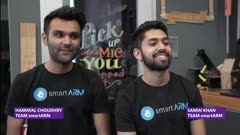 2018 Imagine Cup World Finalist Showcase: Team smartARM
