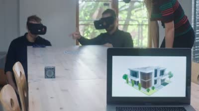 MagiMask - Immersive, High Resolution Augmented Reality Headset