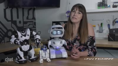 Meet Misty, the robot that could be from the Jetsons