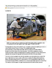 Hyundai brings wearable robotics to factories