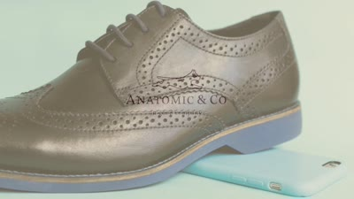 Anatomic & Co 'In Good Company' social shoes
