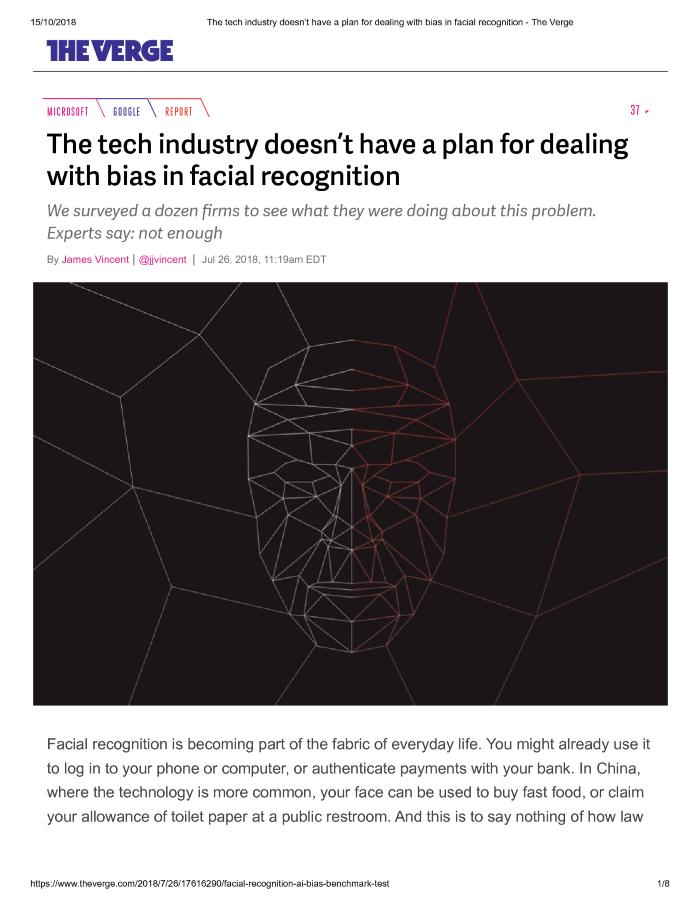 Decimal Lab : Text : The tech industry doesn't have a plan