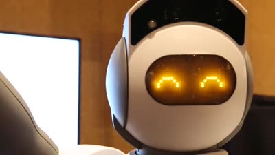 Aeolus: Rosie the Robot has nothing on this smart home bot