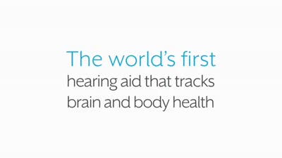 Livio™ AI – the first hearing aid to track brain and body health