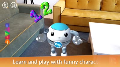 DEVAR: Augmented Reality Platform for the Whole Family