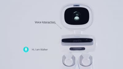 UBTech Robotics Walker Introduction