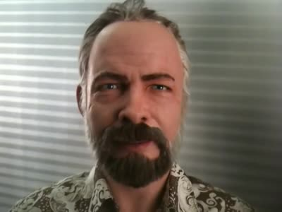 Hanson Robotics - Philip K. Dick Android