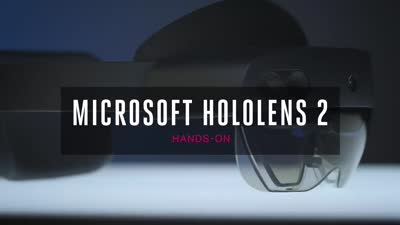 HoloLens 2: inside Microsoft's new headset