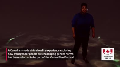 VR film on transgender perspectives headed to Venice Film Festival