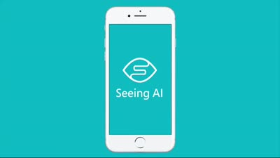 Seeing AI app from Microsoft