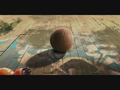 Love Death + Robots: 3 Robots - Basketball Scene