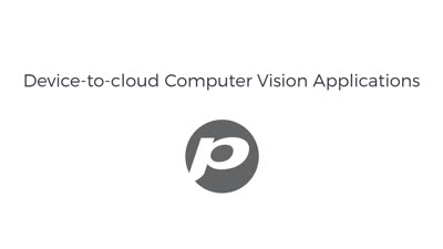 Device to Cloud Computer Vision Demo Applications