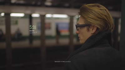Private Messaging from Anywhere with Focals Smart Glasses