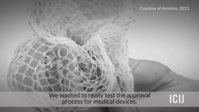 A global investigation into medical device harm - Implant Files