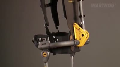 Army Tests New Exoskeleton - Rhino