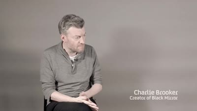 Creator Charlie Brooker Explains… | Black Mirror: White Christmas