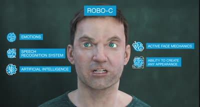 Robo-C | Promobot