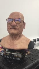 Euclid: One of the worlds most realistic and advanced humanoid robots, developed by Carl Strathearn