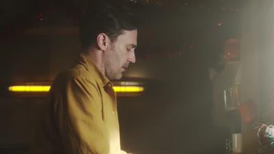 Black Mirror - Season 2 - White Christmas - Blocked by my wife scene